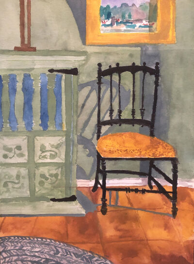 Charlie Scheips, 'The French Chair, East End Avenue', 2020