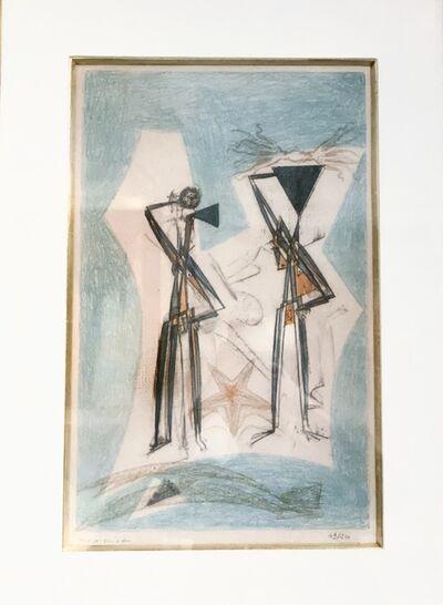 Max Ernst, 'Etoile de Mer', 1950
