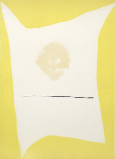 Dorothy Fratt, 'Veronica's Veil', 1977