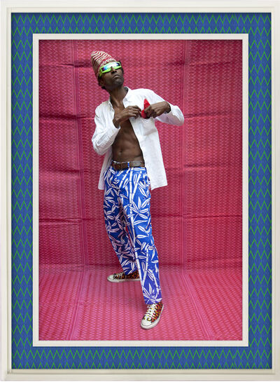 Hassan Hajjaj, 'Keziah Jones', 2011