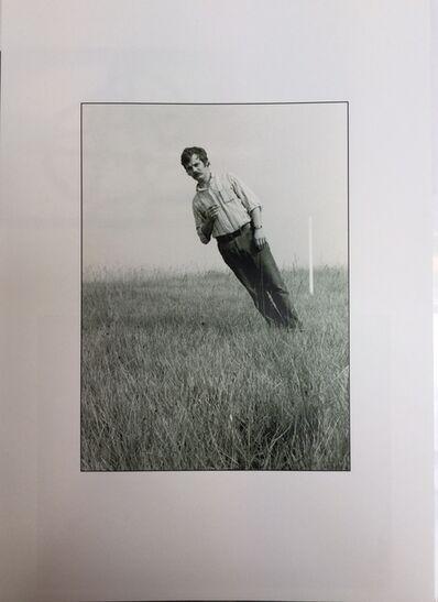 David Hall, 'Vertical (still from the film)', 1969