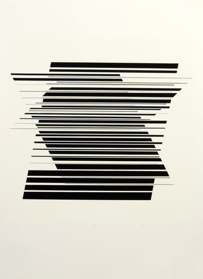 Ode Bertrand, 'Plan V', 1990