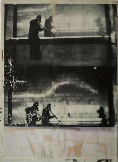 Rubén Tortosa, 'Print of Polke II', 2014