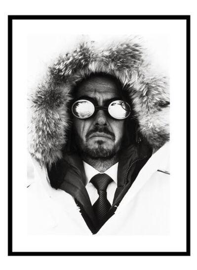 Dan Holmqvist, 'Winter Gentleman', 2019