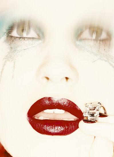 David LaChapelle, 'Vulgar Tears, Paris', 1995