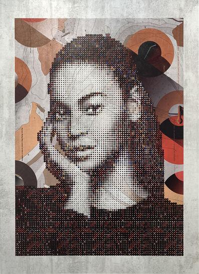 Tom Tor, 'Beyoncé', 2018