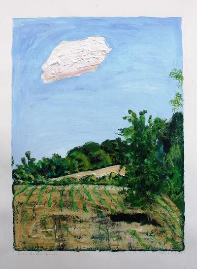 John Borden Evans, 'Wind Rows', 2011