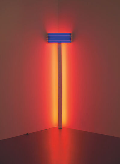 Dan Flavin, 'untitled (for Prudence and her unborn baby)', 1992