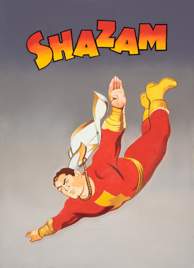 Mel Ramos, 'Shazam', 2015