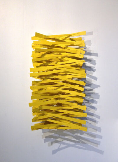Ricardo Cardenas, 'Yellow Bosque', 2015