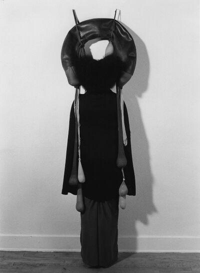 "Senga Nengudi, 'Performance with ""Inside/Outside Winter"", ed. 4/5', 1977"