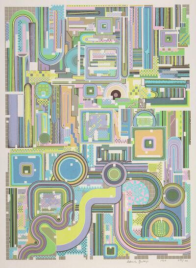 Eduardo Paolozzi, 'Untitled', 1974