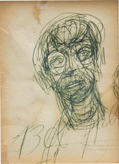 Alberto Giacometti, 'Tête (Head)', ca. 1950-1955