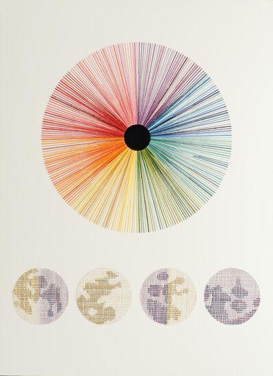 Matthew Pawlowski, 'Children of the Rainbow/Faces of the Goddess', 2020
