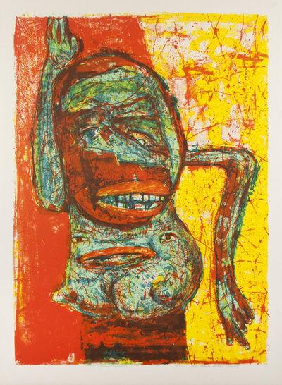 George McNeil, 'Philadelphia Woman', 1976
