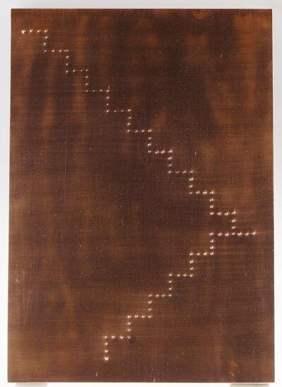 Tatsuo Kawaguchi, 'Relation - Copper Stairway Time', 2014