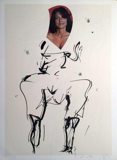 Mel Ramos, 'I Still Get a Thrill When I See Bill 111', 1979