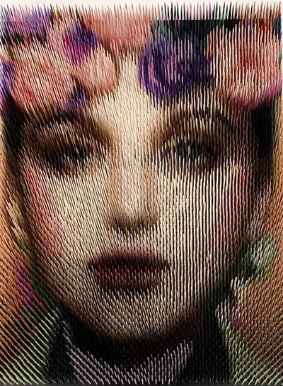 Maxim Wakultschik, 'Optical Portrait Asol', 2017