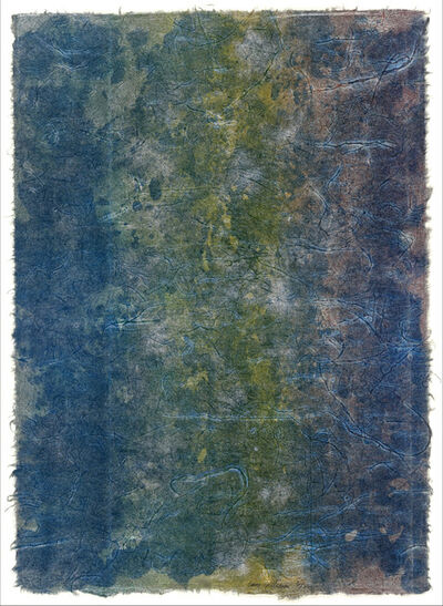 Sam Gilliam, 'NILE', 1972