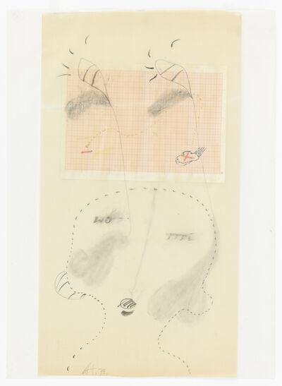 Gerhard Hoehme, 'wo-rri', 1973