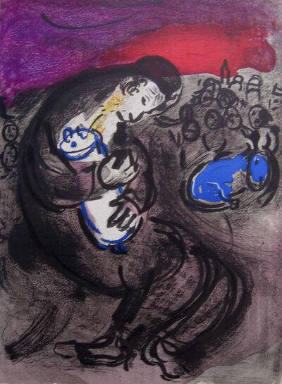 Marc Chagall, 'Lamentations of Jeremiah', 1956