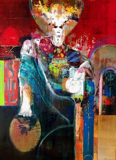 Dominic Besner, 'Coeur Cloitre'