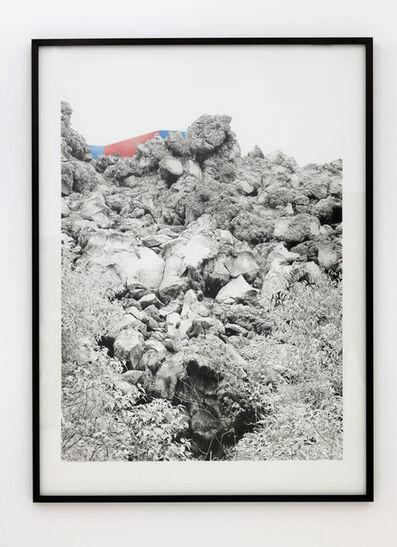 Jorge Méndez Blake, 'Structure on Ceboruco Volcano III', 2013