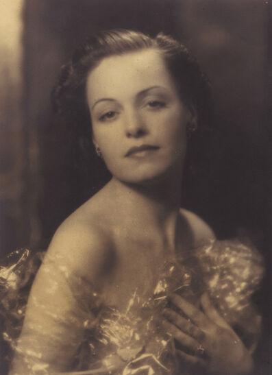 Laure Albin-Guillot, 'Portrait of a Woman', 1930s