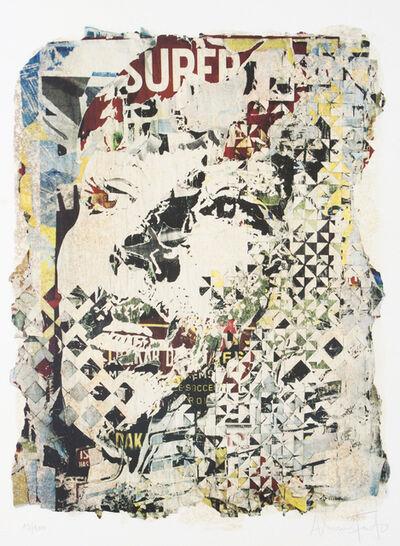 Vhils - Alexandre Farto, 'Deterioration', 2014