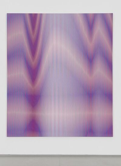 Philippe Decrauzat, 'On Cover 8', 2014