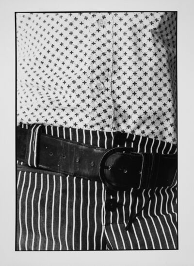 Ugo Mulas, 'Lucio Fontana', 1964-1966