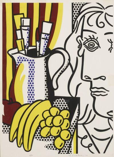 Roy Lichtenstein, 'Still Life with Picasso (C. 127)', 1973