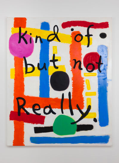 Angela Brennan, 'Kind of but not really', 2019