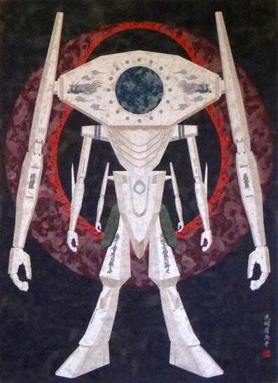 Tenmyouya Hisashi, 'Robot Myouyou', 2016