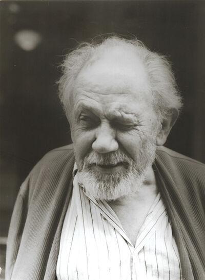 Frantisek Dostal, 'Josef Sudek', 1969