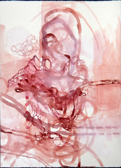 Doug Guildford, 'Red Tide 09', 2017
