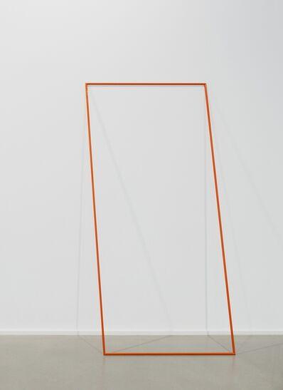 Lutz Fritsch, 'Orange Frame', 2002
