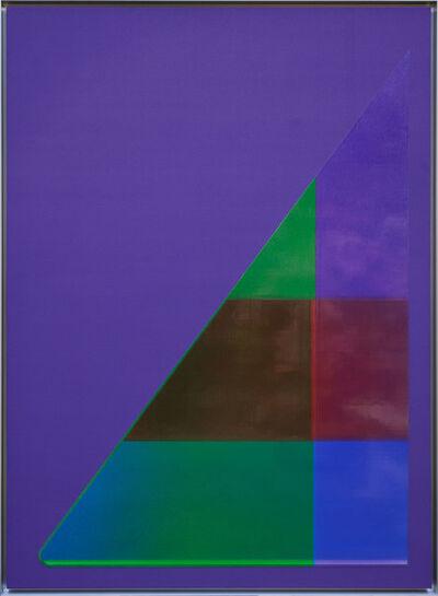 Jonathan Forrest, 'Purple Magnet', 2018