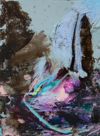 Cristiano di Martino, 'Studio per un Paesaggio I', 2019