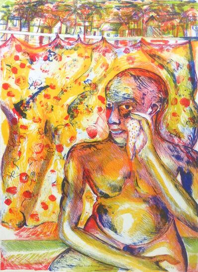 Bhupen Khakhar, 'Wet Handkerchief', 1993