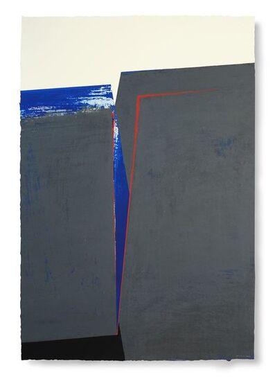 Silvia Lerin, 'Shy Turquoise', 2010