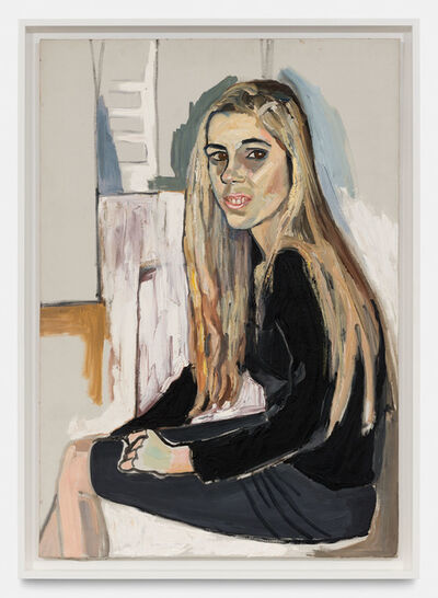 Alice Neel, 'Sally Noblet', 1964