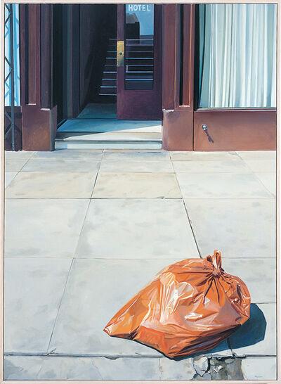 John Register, 'LA Ashcan School', 1977
