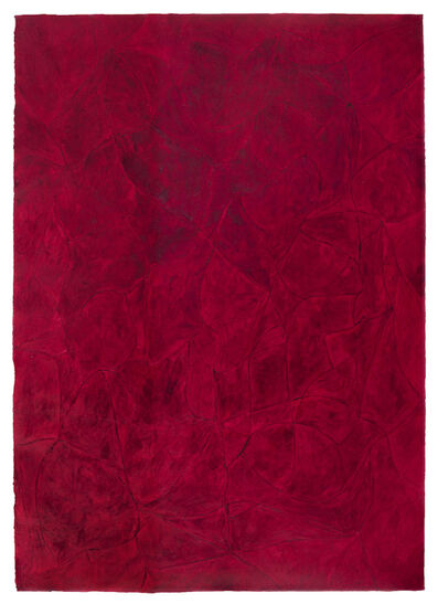 Adriana Carambia, 'Red on Red', 2015
