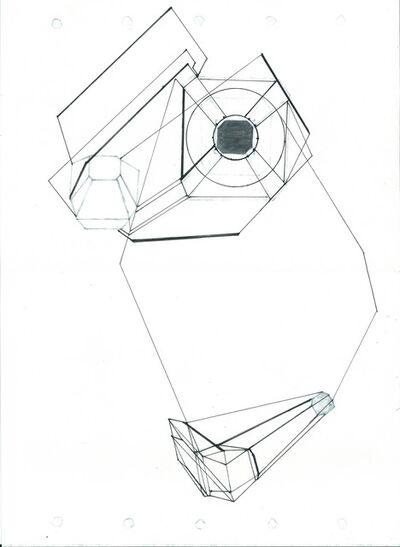 Laura Ben Ami, 'Amethystys Gemmae Hybrida Graphices', 2014