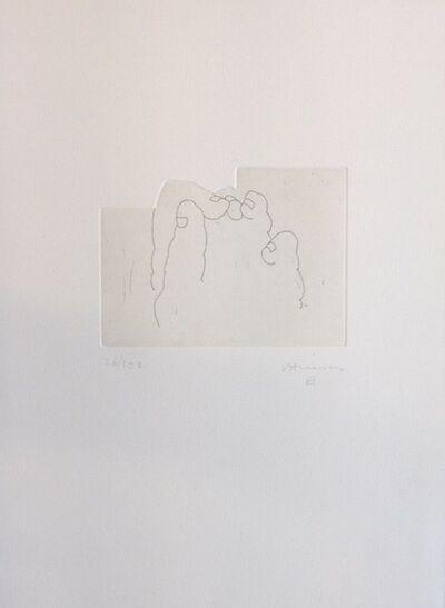 Eduardo Chillida, 'Hand XXXV', 1997