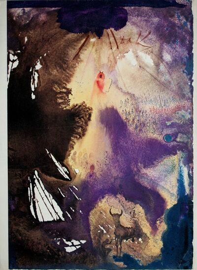 Salvador Dalí, 'I Am The Lord Your God', 1964-1967