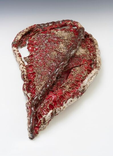 Sterling Ruby, 'HEART (6175)', 2016