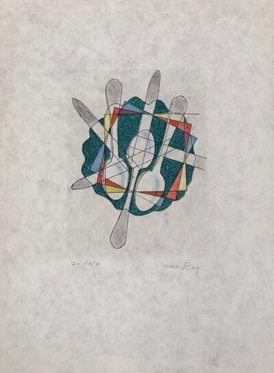 Man Ray, 'Seria Electro Magie II', 1969