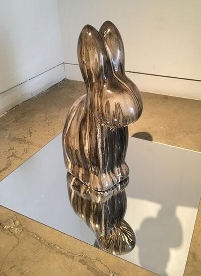Arunkumar H. G., 'Rabbit', 2018